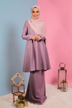 Allaina Kurung - Lilac