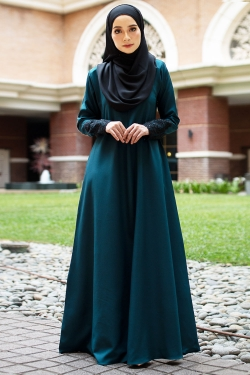 AL-SAFEERA PREMIUM - EXCLUSIVE EMERALD GREEN