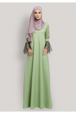 ARROSELLA JUBAH - DUSTY GREEN