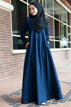 AL-SAFEERA PREMIUM - NAVY BLUE