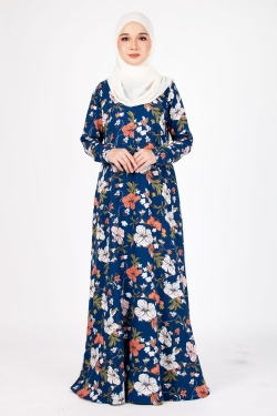 PRINTED COLLECTION 21.0 - PCJ 21.08 -NAVY BLUE