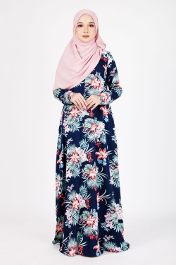 PRINTED COLLECTION 22.0 - PCJ 22.08 - NAVY BLUE
