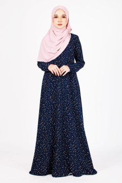 PRINTED COLLECTION 22.0 - PCJ 22.10 - NAVY BLUE