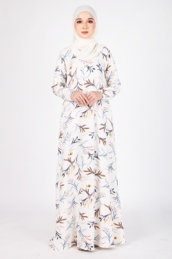 PRINTED COLLECTION 22.0 - PCJ 22.02 - OFFWHITE