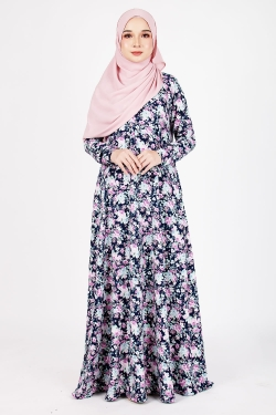 PRINTED COLLECTION 23.0 - PCJ 23.01 - NAVY BLUE