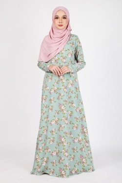 PRINTED COLLECTION 23.0 - PCJ 23.10 - DUSTY GREEN