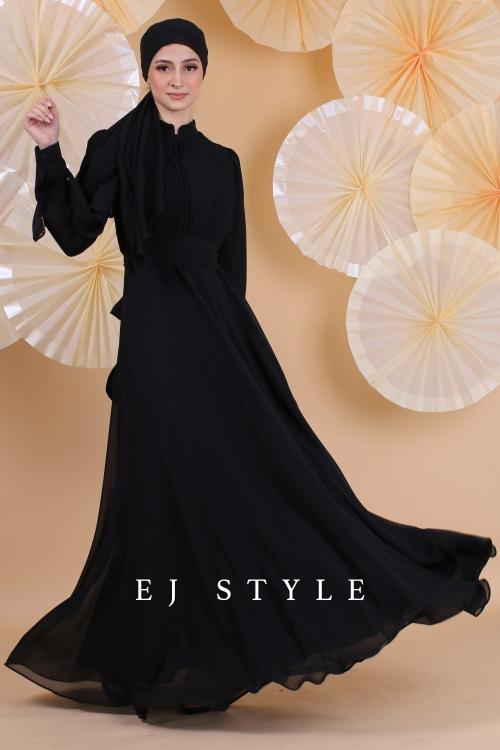AMAIRAA DRESS - BLACK